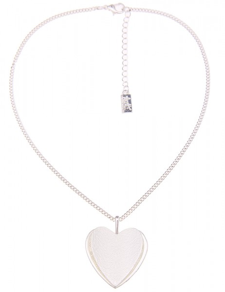 Leslii Damen-Kette Romance Metalllegierung 42cm + Verlängerung 210114238