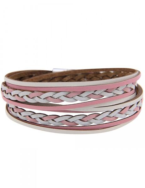 Armband - 18/pink