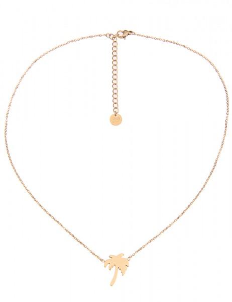 kurze Halskette - 02/gold
