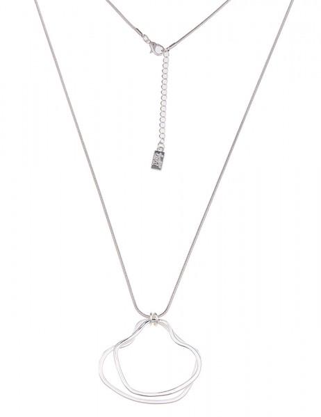 Leslii Damen-Kette Swing-Look Metalllegierung 85cm + Verlängerung 220115669