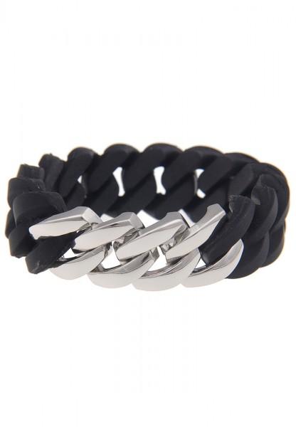 Armband Silikon - 09/schwarz