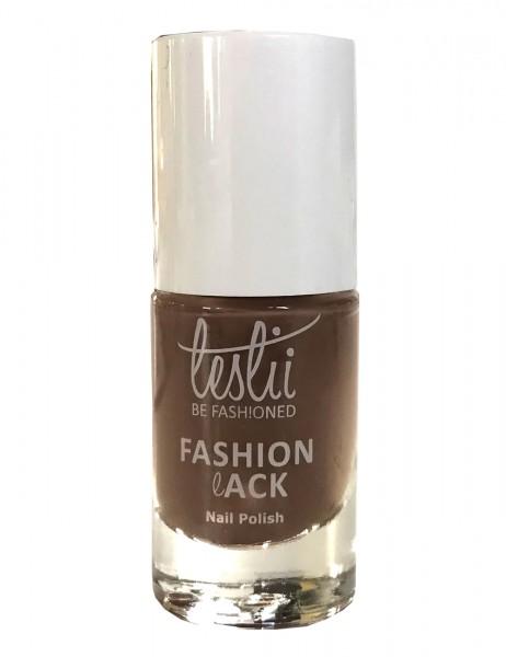 Leslii Nagellack Colour Couture Milchkaffee | Damen-Accessoires Fashionlack | Inhalt: 5ml