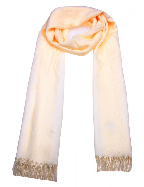 -50% SALE Leslii Damen-Schal Uni Trend 100% Viskose 182cm x 67cm 900216055