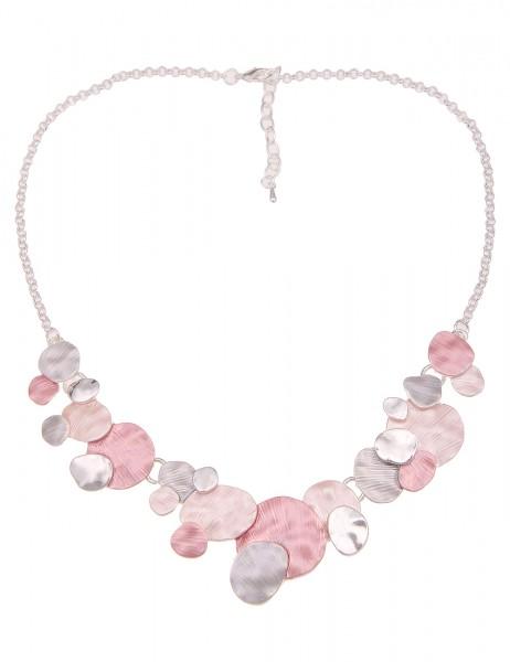 kurze Halskette Lilly - 18/pink