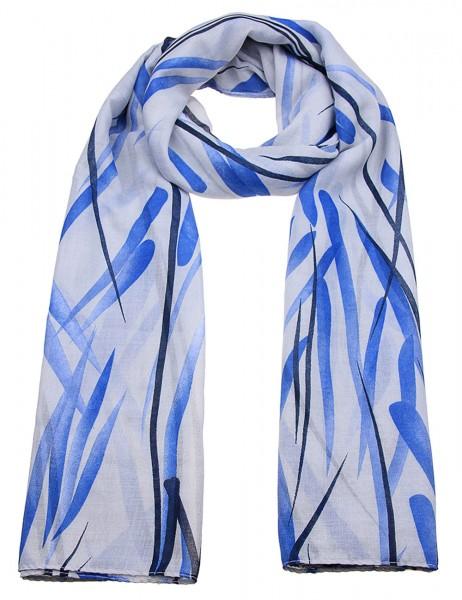 Leslii Damen-Schal Frühlingswiese 100% Polyester 178cm x 87cm 900116039