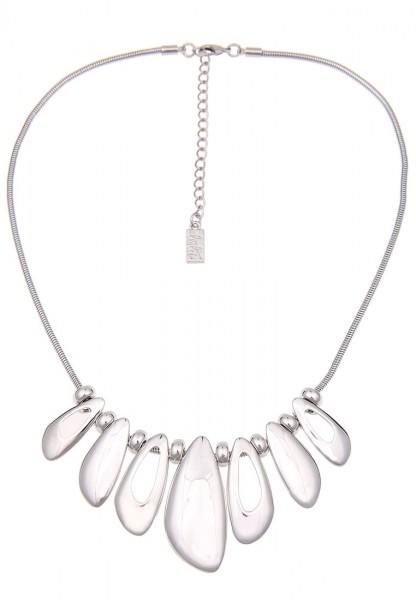 Kurze Halskette Elegance Silber