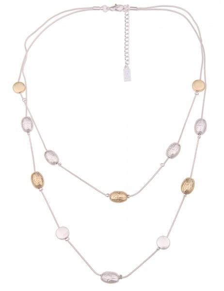 kurze Halskette Fiona - 10/multi