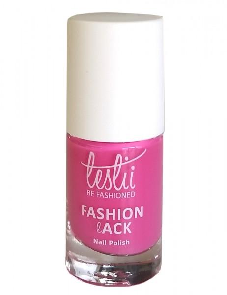 Leslii Nagellack Colour Couture Himbeerbonbon | Damen-Accessoires Fashionlack | Inhalt: 5ml