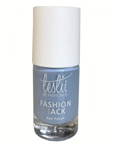 Leslii Nagellack Colour Couture Eisblau | Damen-Accessoires Fashionlack | Inhalt: 5ml