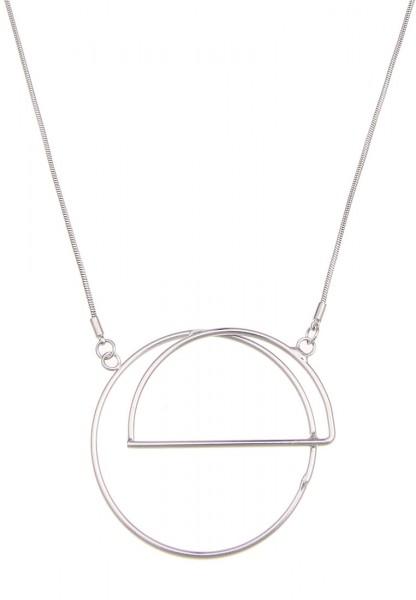-70% SALE Leslii Amazing Silber   Trendige lange Kette   Damen Mode-Schmuck   80cm
