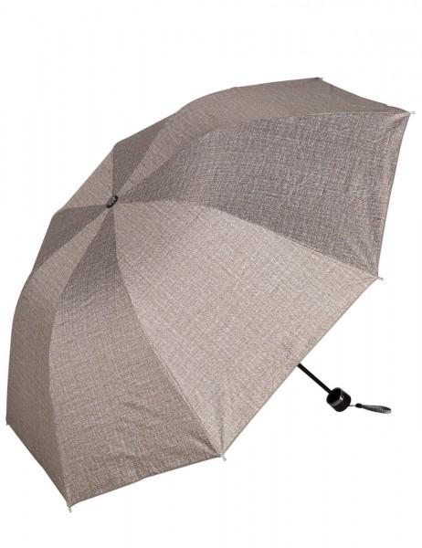 -50% SALE Leslii Regen-Schirm Muster-Spiel Braun | Damen-Schirm Mode-Accessoire | Ø 99cm
