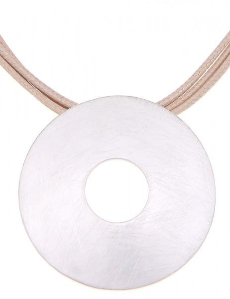 Kurze Halskette - 01/silber