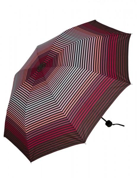 -50% SALE Leslii Regen-Schirm Farb-Verlauf Rot | Damen-Schirm Mode-Accessoire | Ø 96cm