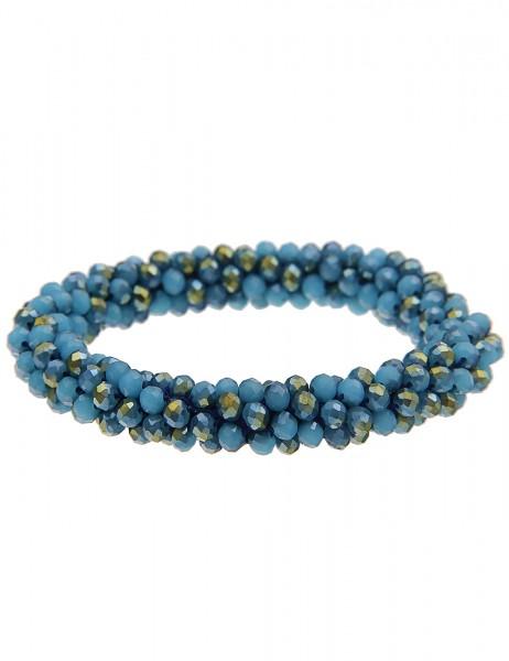 Sale Armband Klara Kristallkorn - 03/blau