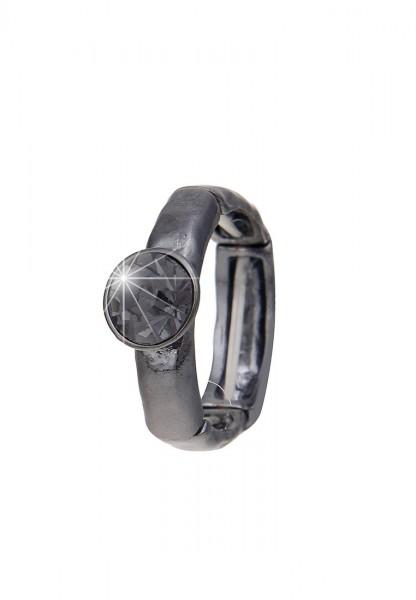 Ring Diamond Style Schwarz