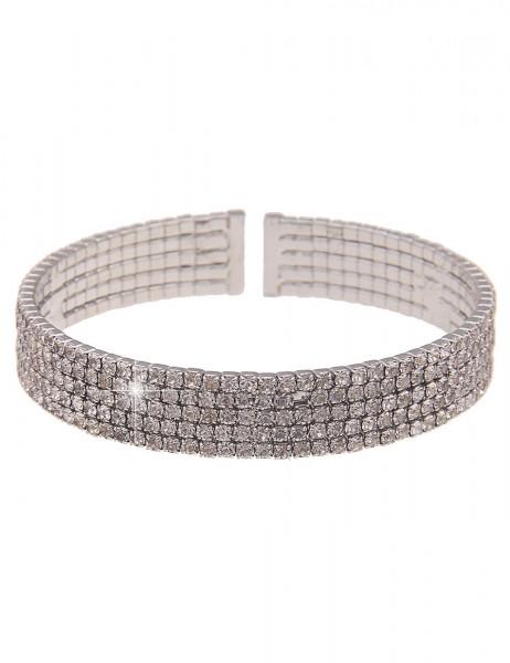 Armband Isabella - 01/silber