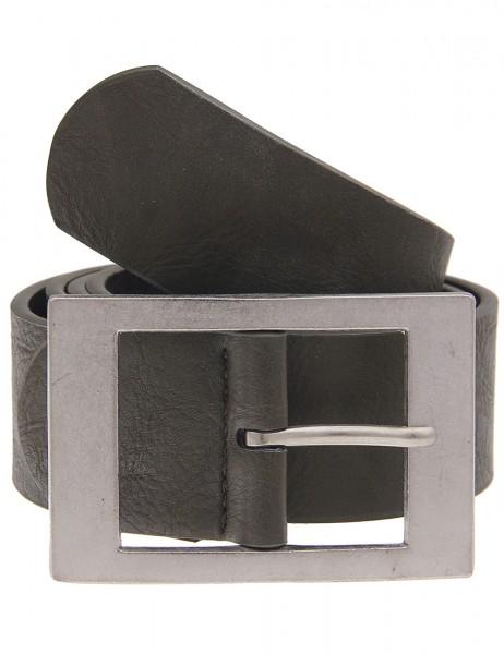 -50% SALE Leslii Gürtel Business Oliv-Grün | Damen-Gürtel Mode-Accessoire | Breite 3,6cm