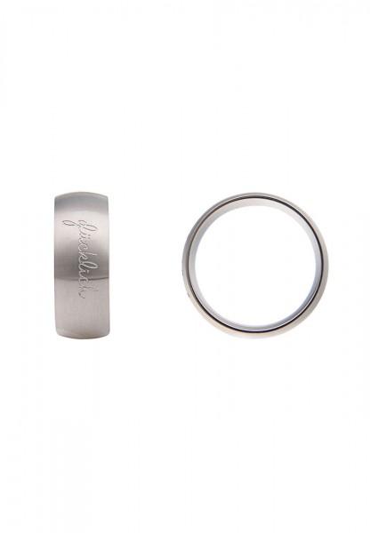 -50% SALE Leslii Damen-Ring Premium Quality Glücklich Edelstahl Größe 17mm, 18mm oder 19mm 250215711