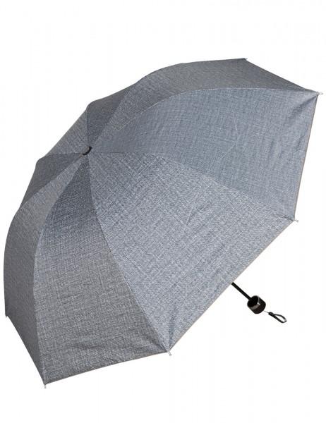 -50% SALE Leslii Regen-Schirm Muster-Spiel Grau | Damen-Schirm Mode-Accessoire | Ø 99cm