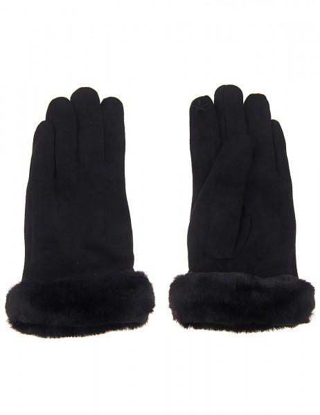 Handschuhe - 09/schwarz