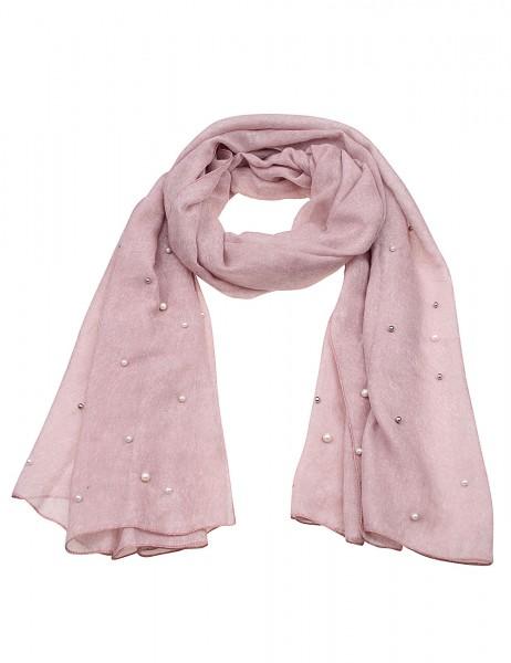 Schal - 11/rosa