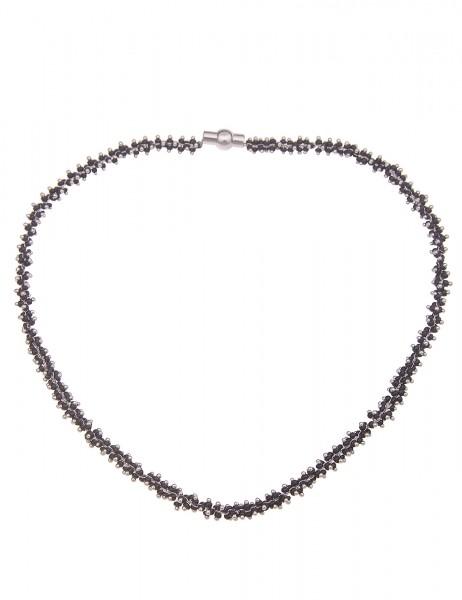 kurze Halskette Melanie - 09/schwarz