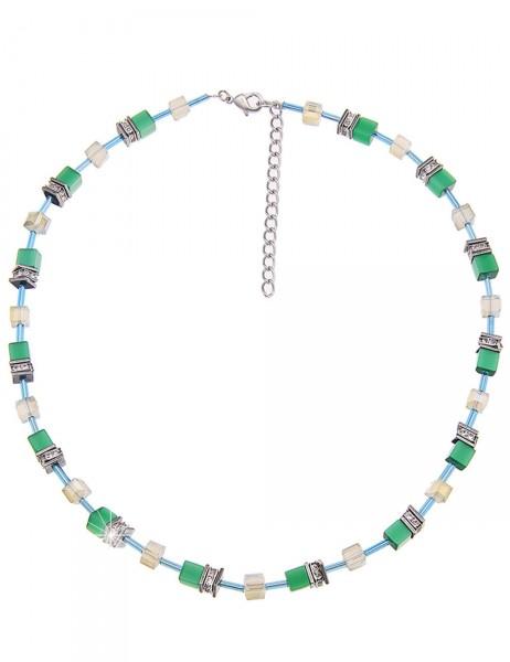kurze Halskette - 06/gruen