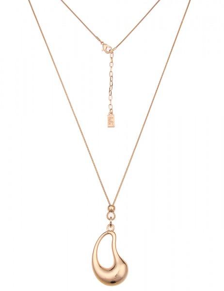lange Halskette - 02/gold