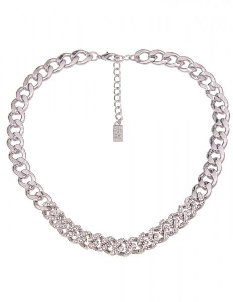 kurze Halskette Ariane - 01/silber