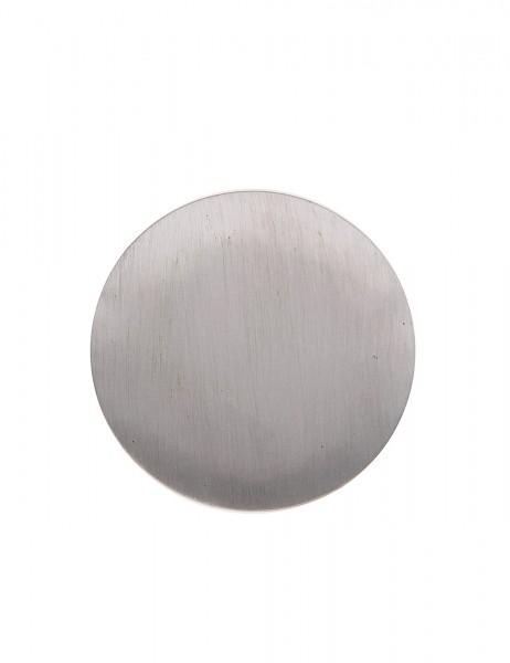 LAST CHANCE! Leslii Ring Simple-Matt in Silber