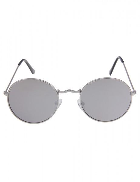 Leslii Sonnenbrille Damen Boho-Style Designerbrille Statement-Brille Retro runde Gläser Sunglasses i