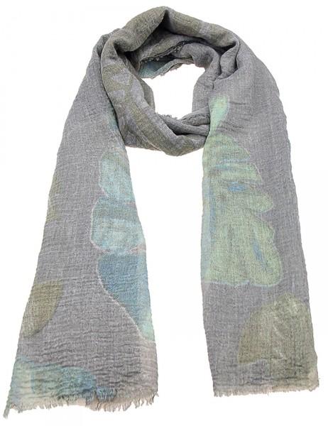 Leslii Damen-Schal Dschungel Look Baumwolle-Polyester 180cm x 96cm 900216053